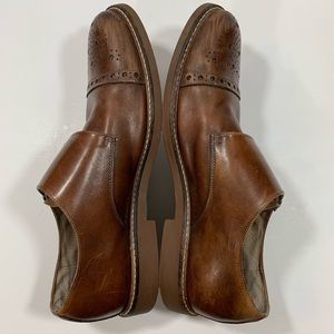Banana Republic Shoes - Banana Republic | Captoe Buckle Loafer Slip-On